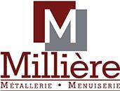 Logo Menuiserie Millière